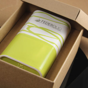 Foto delle scatole per confezioni dello Scatolificio Eugubino - modello Cordoba color Sabbia