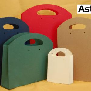 Foto delle scatole per confezioni dello Scatolificio Eugubino - modello Astra